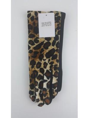 [G10] Gants chic léopard