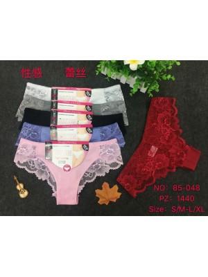 [85-048] Culottes avec dentelle sur les fesses