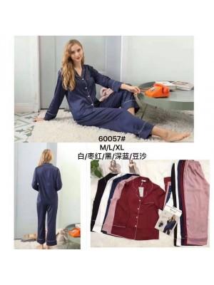 [60057] Pyjama avec pantalon femme