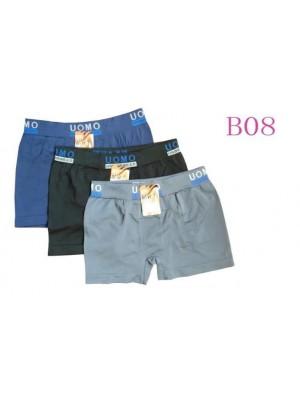 [B08] Boxers unis