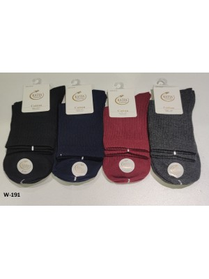 [W-191] Chaussettes coton