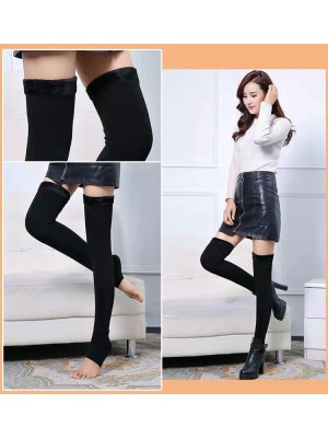 [WA-511] Chaussettes ouvertes jambes
